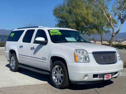 2011 GMC Yukon XL for sale at Esquivel Auto Depot in Rialto CA