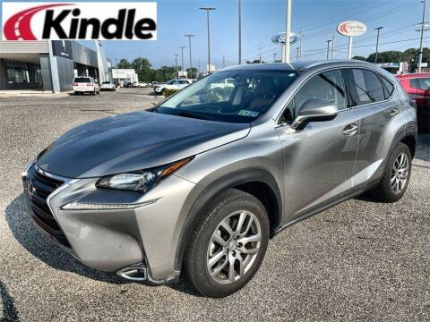 2016 Lexus NX 200t for sale at Kindle Auto Plaza in Cape May Court House NJ