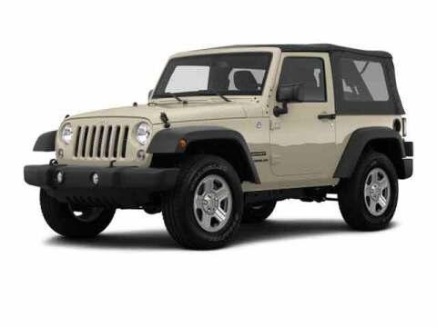 2016 Jeep Wrangler for sale at Bald Hill Kia in Warwick RI