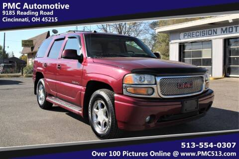 2005 GMC Yukon for sale at PMC Automotive in Cincinnati OH