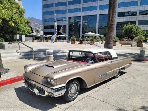 1959 Ford Thunderbird for sale at Vintage Car Collector in Glendale CA