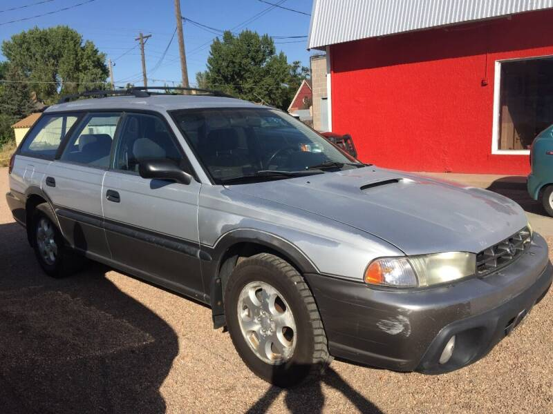 1999 Subaru Legacy for sale at PYRAMID MOTORS AUTO SALES in Florence CO