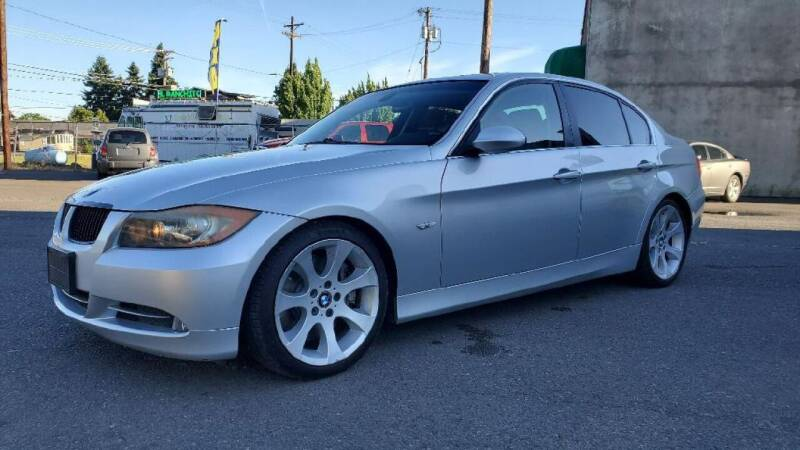2008 BMW 3 Series for sale at VIking Auto Sales LLC in Salem OR