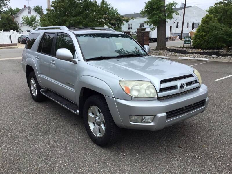 2004 Toyota 4Runner for sale at Bromax Auto Sales in South River NJ