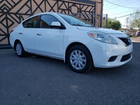 2012 Nissan Versa for sale at Used Car Showcase in Phoenix AZ