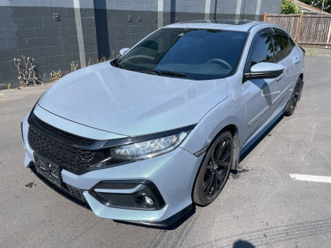 2017 Honda Civic for sale at APX Auto Brokers in Lynnwood WA