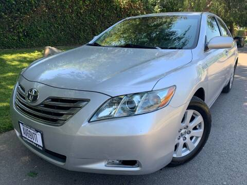 2008 Toyota Camry Hybrid for sale at Car Lanes LA in Glendale CA