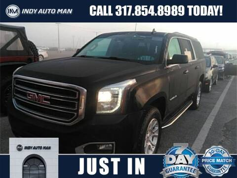 2018 GMC Yukon XL for sale at INDY AUTO MAN in Indianapolis IN