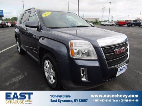 2014 GMC Terrain for sale at East Syracuse Performance Sales & Service in Syracuse NY