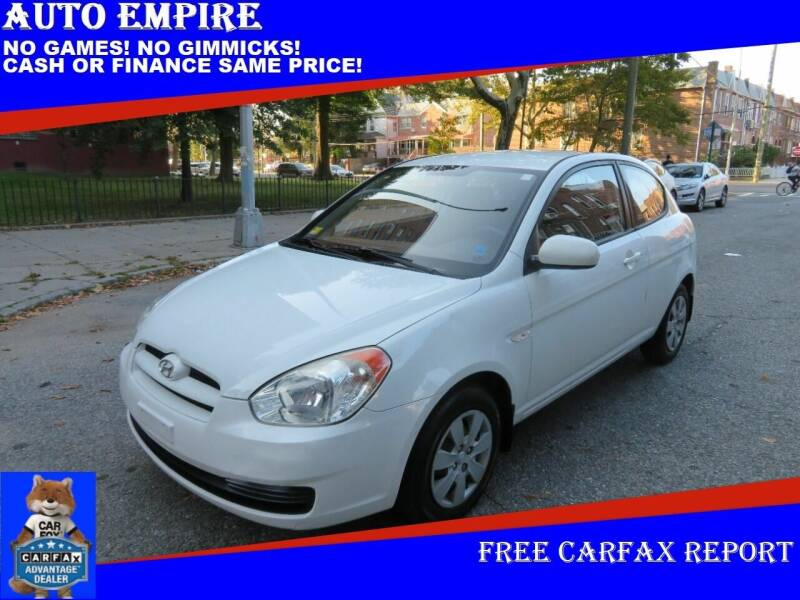 2010 Hyundai Accent for sale at Auto Empire in Brooklyn NY