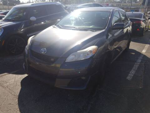2009 Toyota Matrix for sale at Castle Used Cars in Jacksonville FL