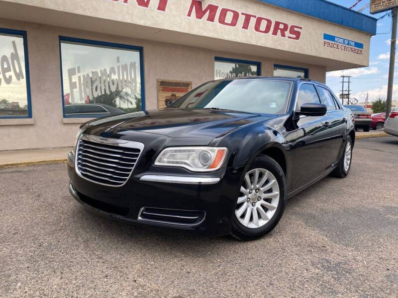 2013 Chrysler 300 for sale at Discount Motors in Pueblo CO