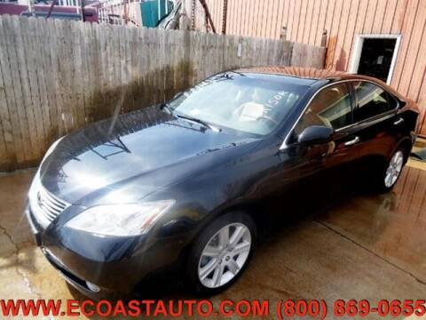 2009 Lexus ES 350 for sale at East Coast Auto Source Inc. in Bedford VA