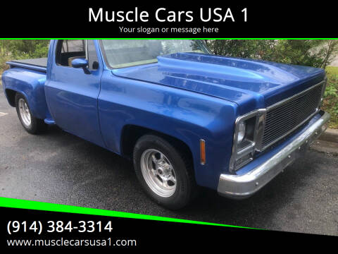 1976 Chevrolet 150 for sale at Muscle Cars USA 1 in Murrells Inlet SC