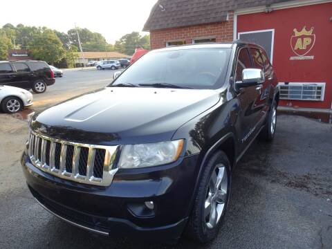 2011 Jeep Grand Cherokee for sale at AP Automotive in Cary NC
