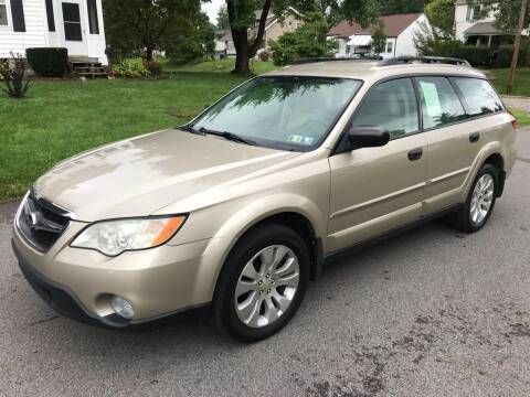 2008 Subaru Outback for sale at Via Roma Auto Sales in Columbus OH