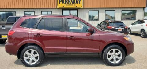 2008 Hyundai Santa Fe for sale at Parkway Motors in Springfield IL