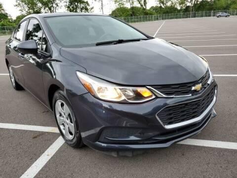2016 Chevrolet Cruze for sale at CON ALVARO ¡TODOS CALIFICAN!™ in Columbia TN