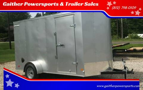 2019 Haulmark PP612S2-D for sale at Gaither Powersports & Trailer Sales in Linton IN