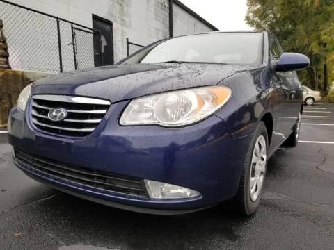 2010 Hyundai Elantra for sale at Southern Auto Solutions in Marietta GA