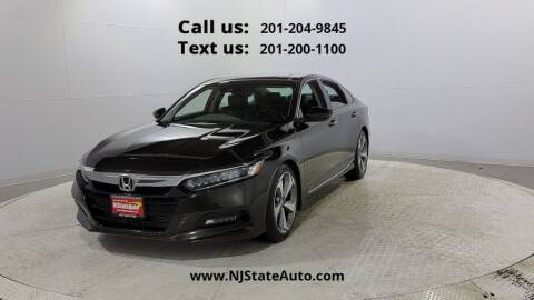 2018 Honda Accord for sale at NJ State Auto Used Cars in Jersey City NJ