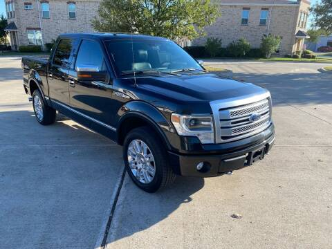 2013 Ford F-150 for sale at GT Auto in Lewisville TX