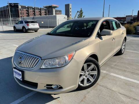 2010 Buick LaCrosse for sale at Freedom Motors in Lincoln NE