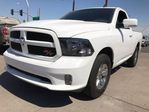 2017 RAM Ram Pickup 1500 for sale at Town and Country Motors in Mesa AZ