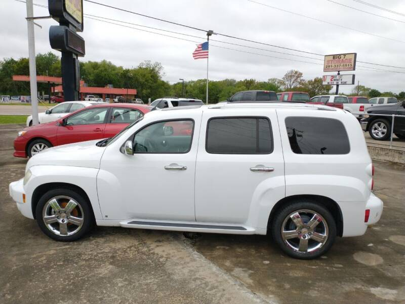 2009 Chevrolet HHR for sale at BIG 7 USED CARS INC in League City TX