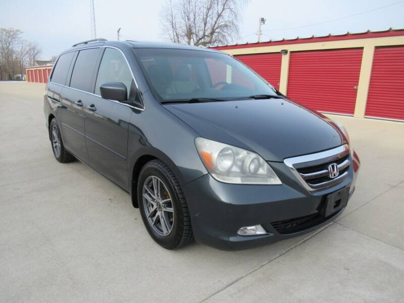 2006 Honda Odyssey for sale at Perfection Auto Detailing & Wheels in Bloomington IL