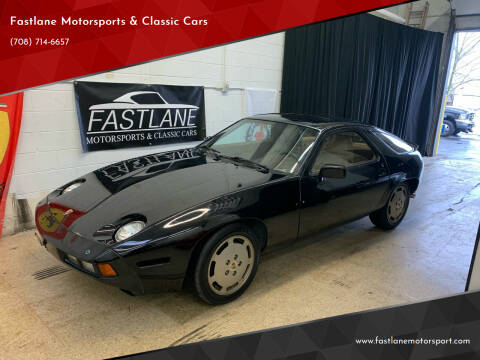 1982 Porsche 928 for sale at Fastlane Motorsports & Classic Cars in Addison IL
