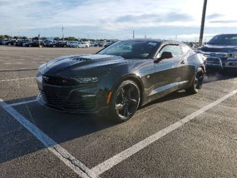 2020 Chevrolet Camaro for sale at Florida Fine Cars - West Palm Beach in West Palm Beach FL