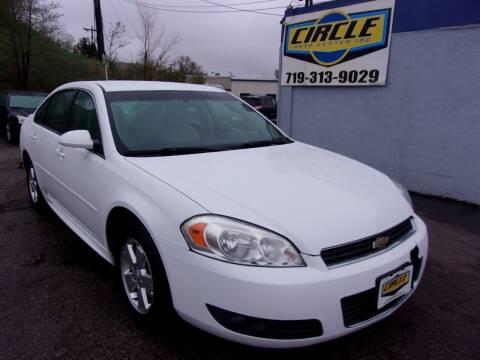 2011 Chevrolet Impala for sale at Circle Auto Center in Colorado Springs CO