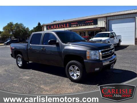 2011 Chevrolet Silverado 1500 for sale at Carlisle Motors in Lubbock TX