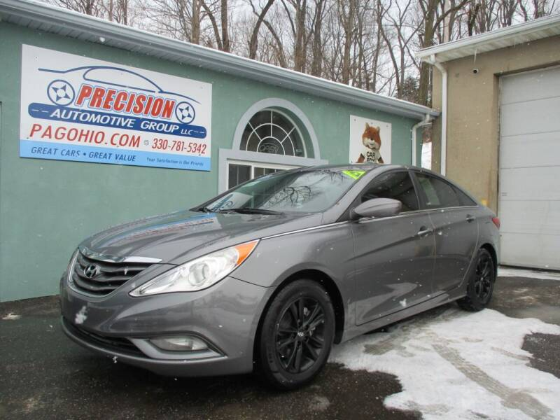2013 Hyundai Sonata for sale at Precision Automotive Group in Youngstown OH