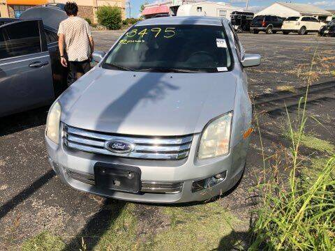 2006 Ford Fusion for sale at Auto Liquidation in Republic MO