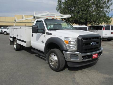 2013 Ford F-450 Super Duty for sale at Norco Truck Center in Norco CA