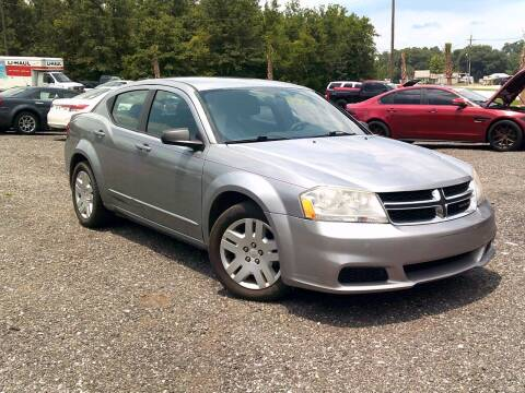 2013 Dodge Avenger for sale at Let's Go Auto Of Columbia in West Columbia SC
