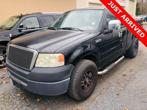 2006 Ford F-150 for sale at Brandon Reeves Auto World in Monroe NC