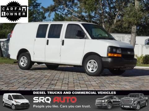 2007 Chevrolet Express Cargo for sale at SRQ Auto LLC in Bradenton FL