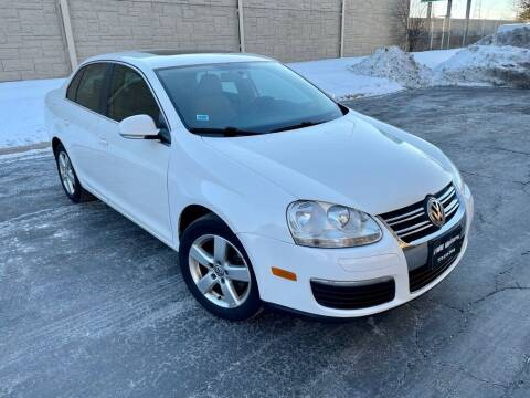 2009 Volkswagen Jetta for sale at EMH Motors in Rolling Meadows IL