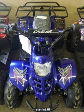 2020 Coolster 3050C for sale at Toy Barn Motors - Youth Atv's/Side by Sides/Dirt Bikes in New York Mills MN