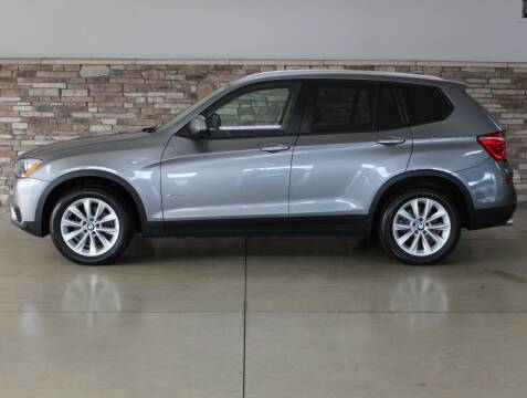 2016 BMW X3 for sale at Bud & Doug Walters Auto Sales in Kalamazoo MI