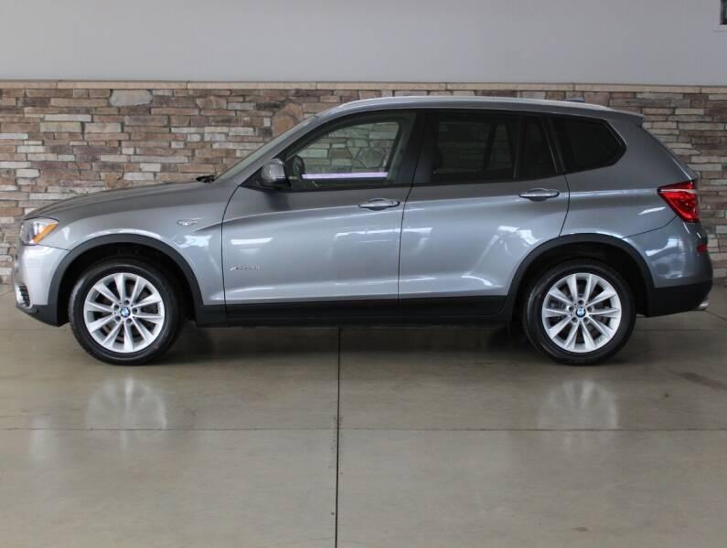2016 BMW X3 for sale at Bud & Doug Walters Auto Sales in Kalamazoo MI