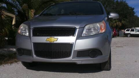 2009 Chevrolet Aveo for sale at Southwest Florida Auto in Fort Myers FL
