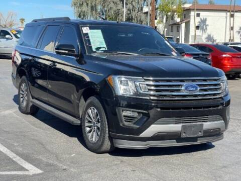 2018 Ford Expedition MAX for sale at Brown & Brown Wholesale in Mesa AZ