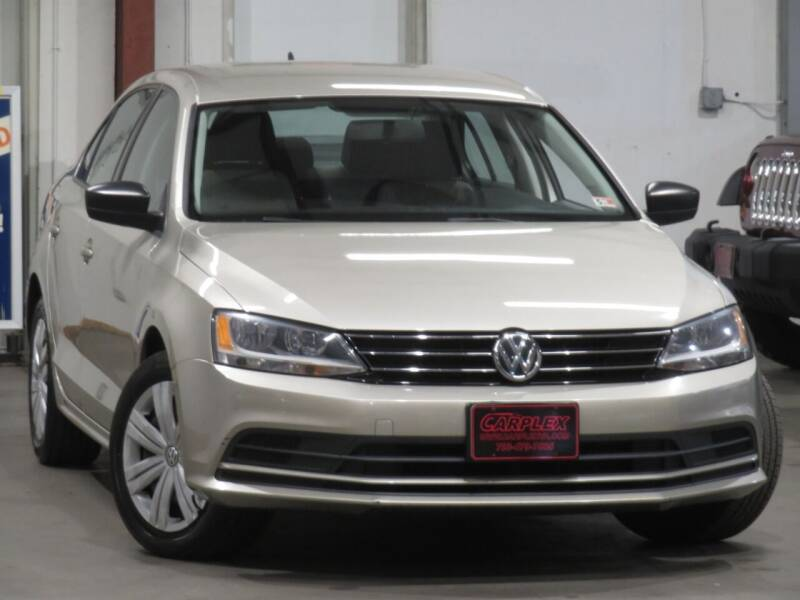 2015 Volkswagen Jetta for sale at CarPlex in Manassas VA