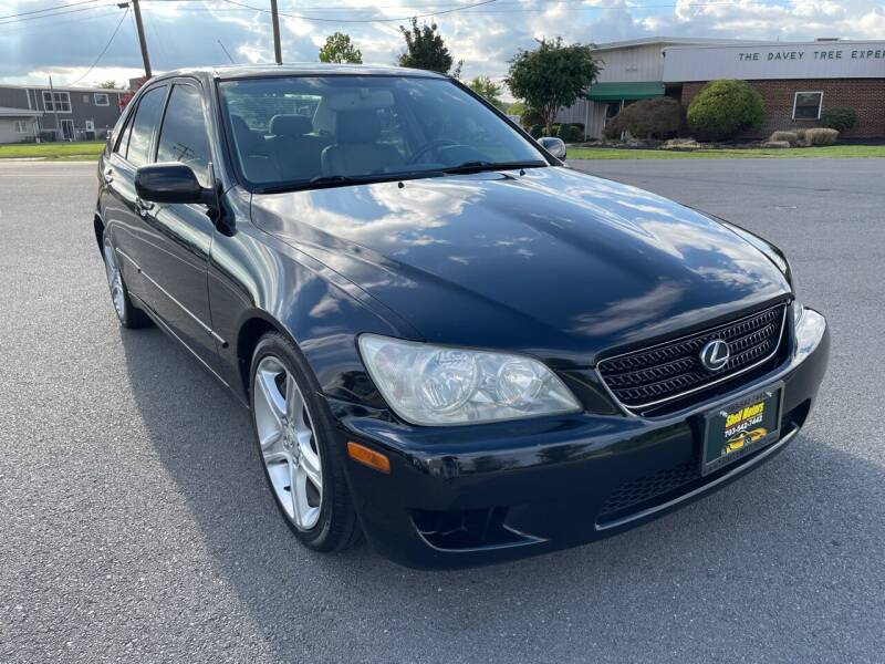2003 Lexus IS 300 for sale at Shell Motors in Chantilly VA