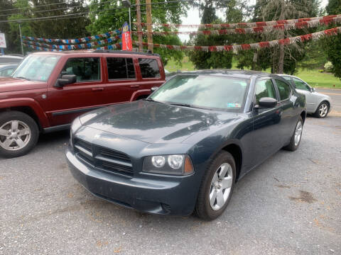 2008 Dodge Charger for sale at Harrisburg Auto Center Inc. in Harrisburg PA