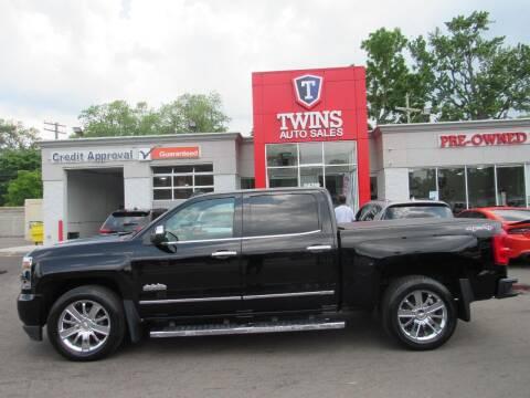 2016 Chevrolet Silverado 1500 for sale at Twins Auto Sales Inc in Detroit MI